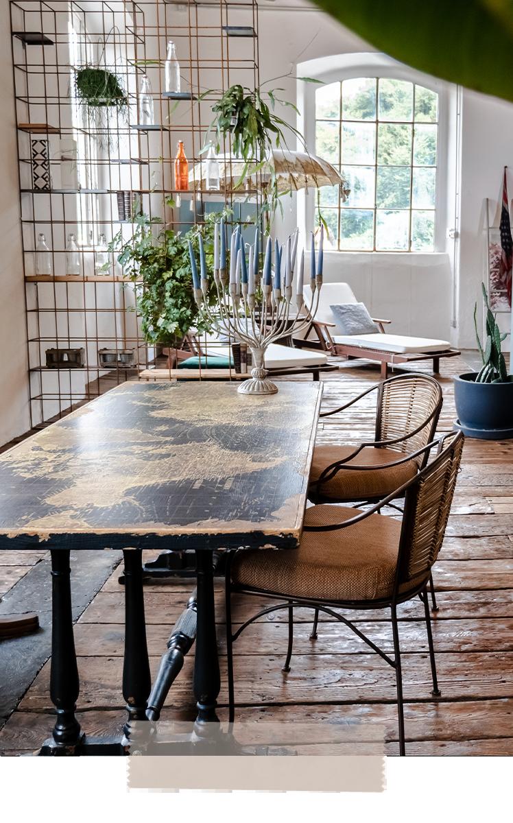 Sedie e tavoli monza brianza